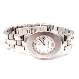 Charriol Azure Stainless Steel Quartz 23mm x 33mm Watch