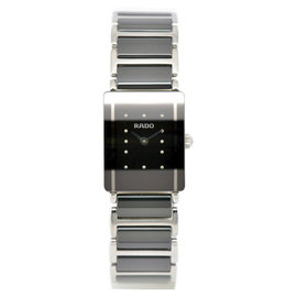 Rado Dia Star Stainless Steel 18mm Womens Watch