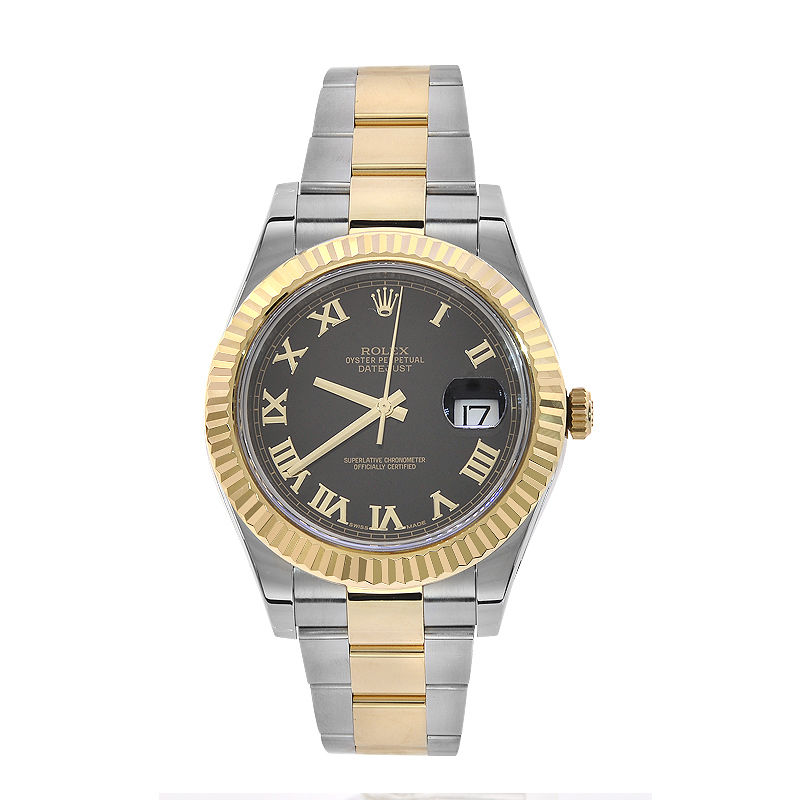 """Image of """"Rolex Datejust II 116333 Stainless Steel and 18K Yellow Gold 41mm"""""""
