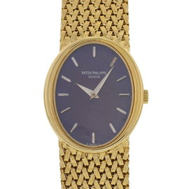 Patek Philippe Elipse 4225-1 18K Yellow Gold Manual 24mm Womens Watch