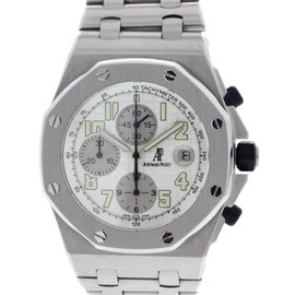 Audemars Piguet Royal Oak Stainless Steel Automatic 44mm Mens Watch