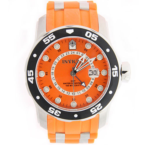 "Image of ""Invicta Pro Diver 6990 Stainless Steel Automatic 48.8mm Mens Watch"""