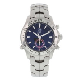 Tag Heuer Link WJF2115 Stainless Steel Automatic 42mm Mens Watch