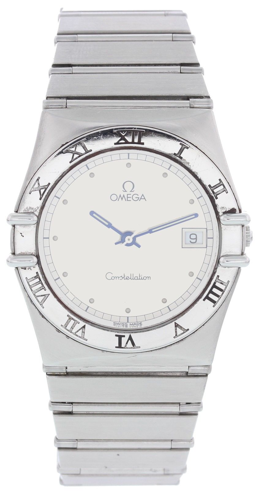"Image of ""Omega Constellation 396.1070 Stainless Steel Silver Dial Quartz 33mm"""