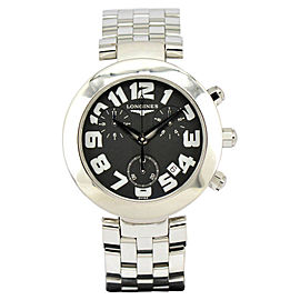 Longines DolceVita L5.677.4 Stainless Steel 38mm Mens Watch