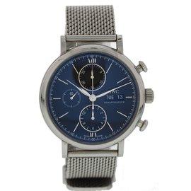 IWC Portofino IW391010 Stainless Steel Automatic 42mm Mens Watch