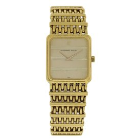 Audemars Piguet 18K Yellow Gold Quartz Vintage 25mm Unisex Watch