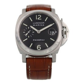 Panerai Luminor Marina Stainless Steel 40mm Mens Watch