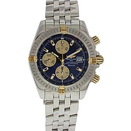 Breitling Chronomat Evolution B13356 Stainless Steel Automatic 44mm Mens Watch