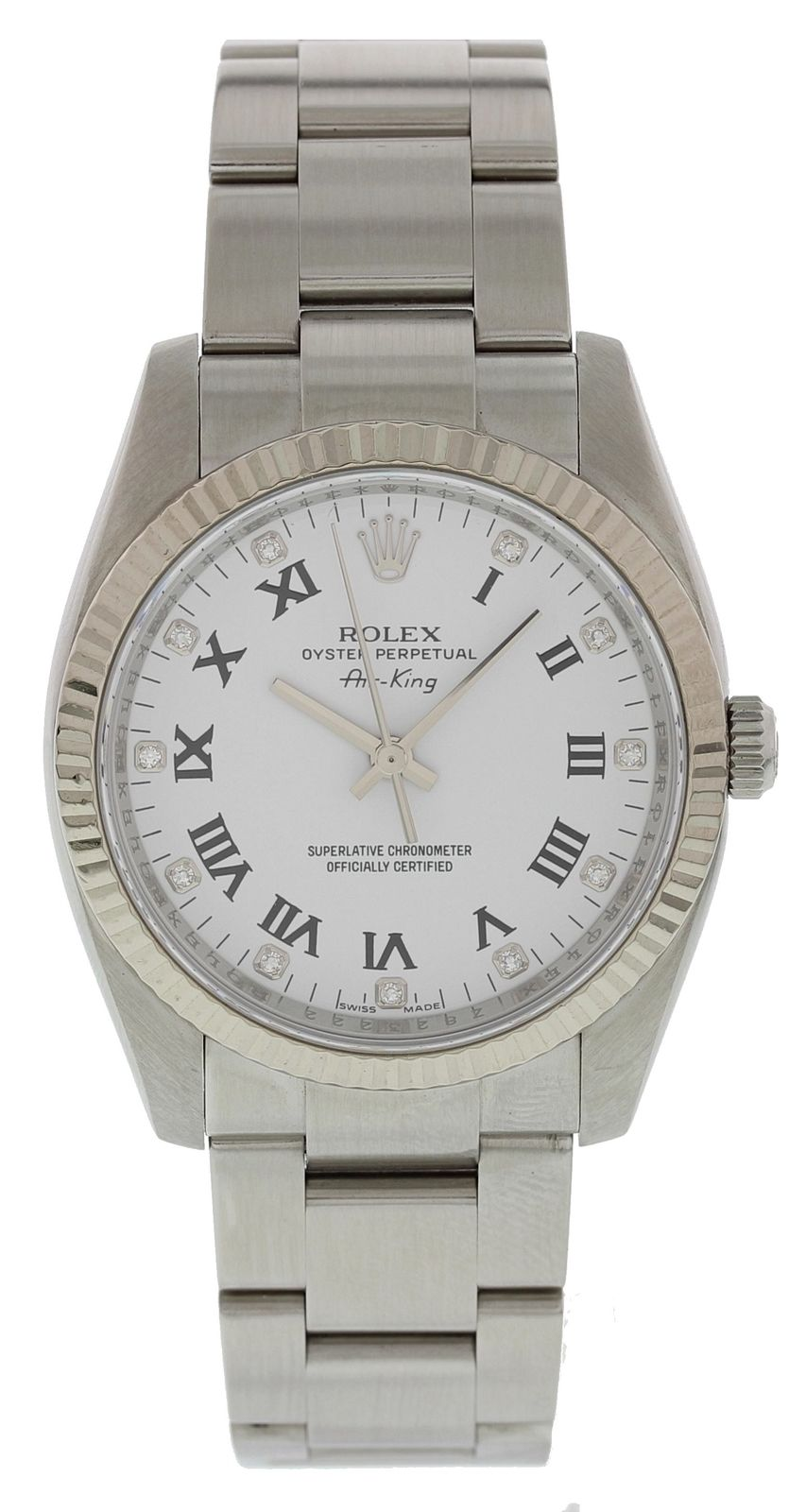 "Image of ""Rolex Air-King Precision 114234 Stainless Steel Automatic 34mm Mens"""