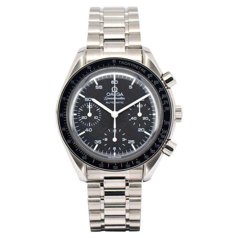 "Image of ""Omega Speedmaster 3510.50 Chronograph Stainless Steel Automatic 39mm"""