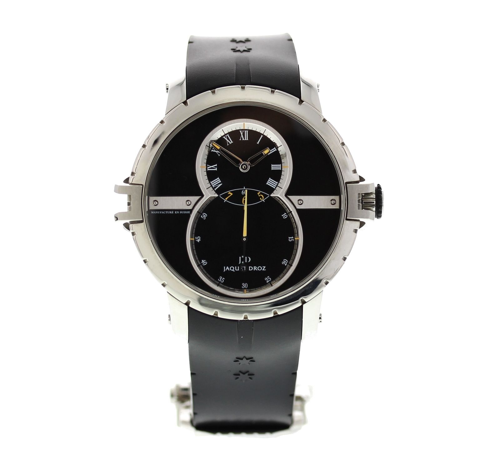 """Image of """"Jaquet-Droz Grande Seconde SW J029030 Automatic Stainless Steel 45mm"""""""