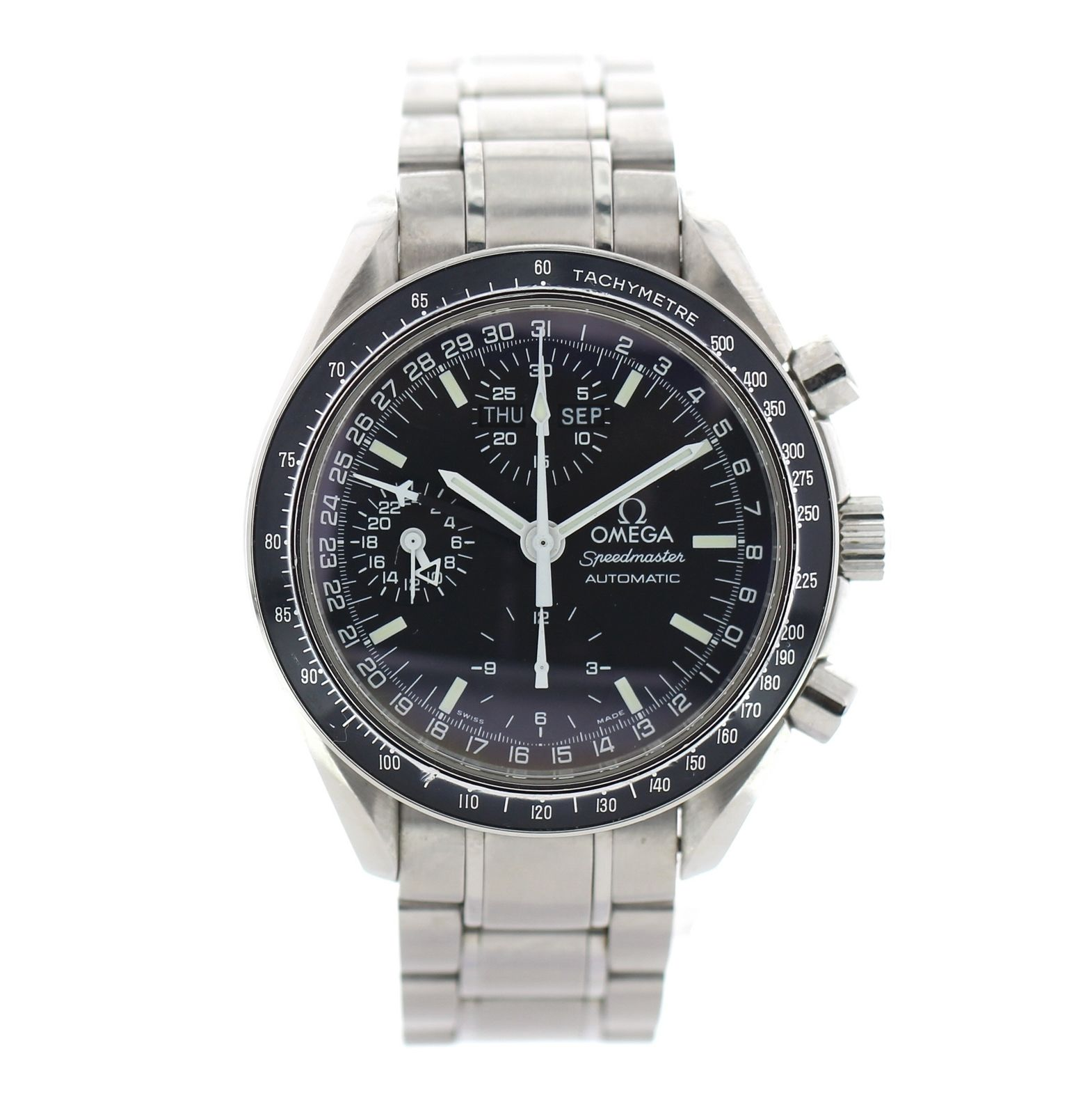 """Image of """"Omega Speedmaster Triple Date 175.0084 Stainless Steel Automatic 39mm"""""""