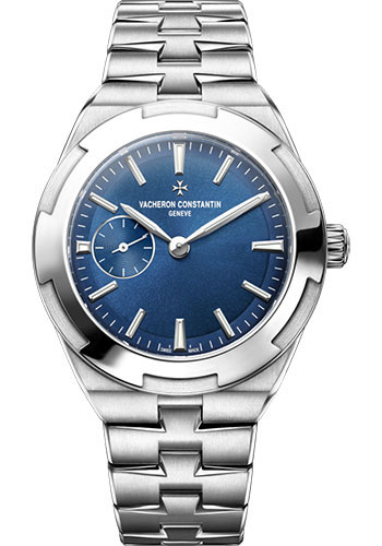 "Image of ""Vacheron Constantin Overseas 2300V/100A-B170 Stainless Steel with Blue"""