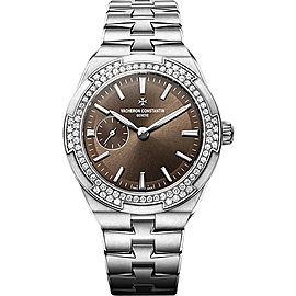 Vacheron Constantin Overseas 2305V/100A-B171 Stainless Steel Automatic 37mm Womens Watch
