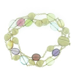Marco Bicego Multi-Gemstone Confetti Collection Bracelet