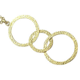 Roberto Coin 18K Yellow Gold Circular Necklace