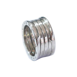 Bulgari B Zero 18K White Gold Ring