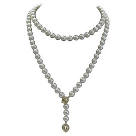 Mikimoto 18Kt Cultured Pearls Strand Necklace