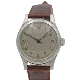 Longines 23788 Military Cal 10L Vintage Watch