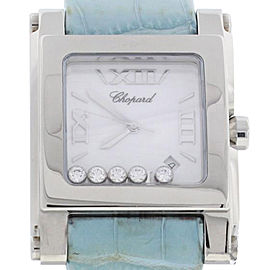 Chopard 28/8447-3001 Happy Sport Square Ladies XL Watch