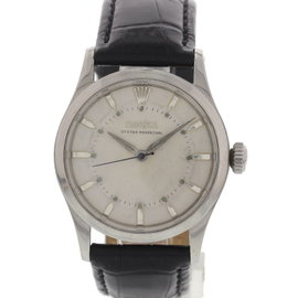 Rolex 6332 Oyster Perpetual Stainless Steel Vintage Mens Watch