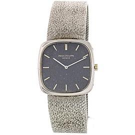 Patek Philippe Ellipse 18K White Gold Men's Watch