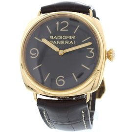 Panerai Radiomir PAM00379 18K Rose Gold Men's Watch