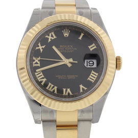 Rolex Datejust II 116333 2Tone Gold/Steel 41mm Mens Watch