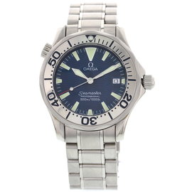 Omega Seamaster Stainless Steel Men's Watch