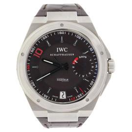 IWC Ingenieur Zidane 7-Day Power Reserve Mens 46mm Watch