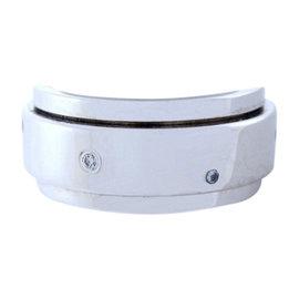Piaget 18K 750 White Gold Diamond Spinning Ring