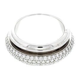 Piaget 18K White Gold & Diamonds Ring