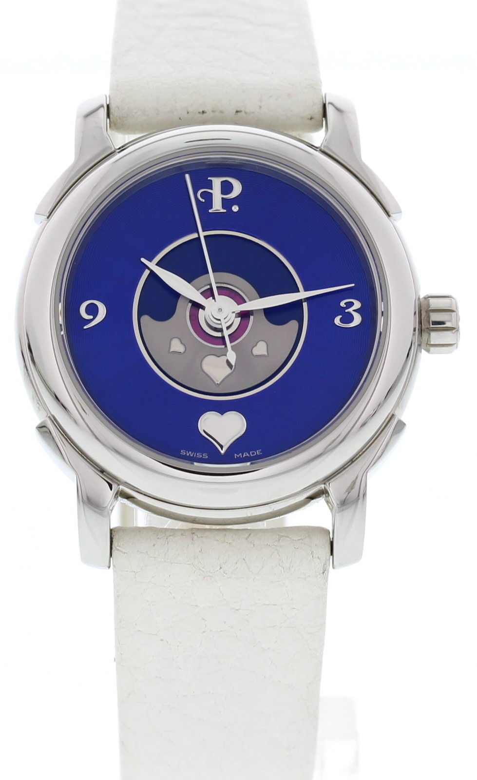 "Image of ""Perrelet Lady Coeur Stainless Steel 30mm Womens Watch"""