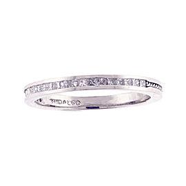 Hidalgo 18K White Gold and Diamond Ring