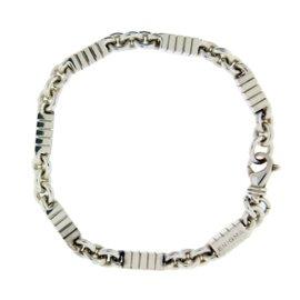 Enigma By Bulgari Sterling Silver Bracelet