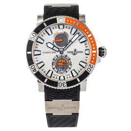 Ulysse Nardin Marine Diver Titanium 263-90-3/91 Titanium 45mm Watch