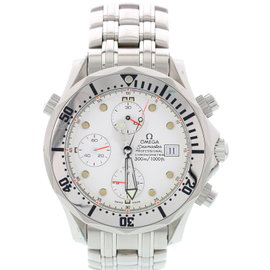 Omega Seamaster 1780504 Professional Stainless Steel Mens Watch
