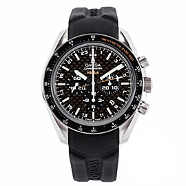 Omega Speedmaster HB-SIA Co-Axial GMT Chronograph Ref. 321.90.44.52.01.001