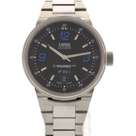 Oris 7560 Williams F1 Stainless Steel Mens Watch