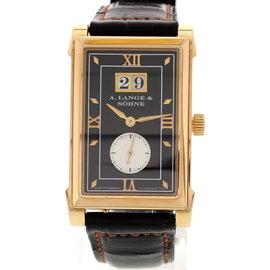 A. Lange & Sohne Cabaret 107.031 18K Rose Gold Men's Watch