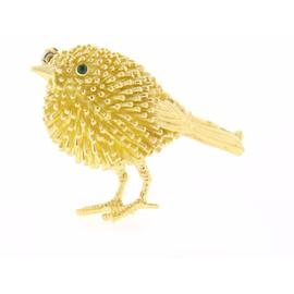 Tiffany & Co. 18K Yellow Gold Baby Chick Brooch