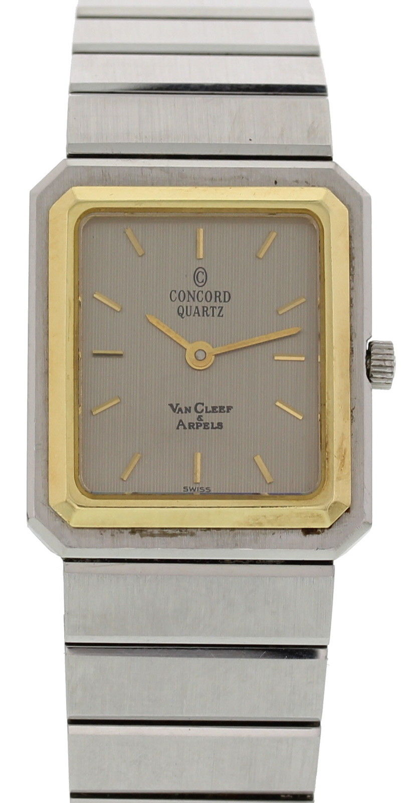 "Image of ""Concord Mariner 15.83.654.v13 18K Yellow Gold & Stainless Steel 23 mm"""