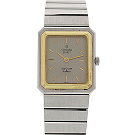 Concord Mariner 15.83.654.V13 18K Yellow Gold & Stainless Steel 23 mm Womens Watch