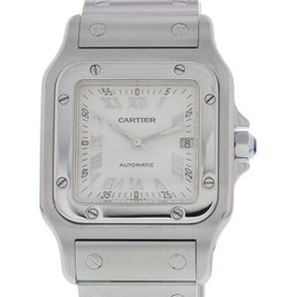 Cartier Santos Galbee 2319 Stainless Steel Automatic 31 mm Mens Watch