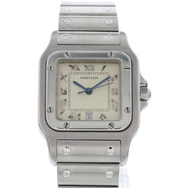 Cartier Santos Galbee 1564 Stainless Steel 26mm Watch