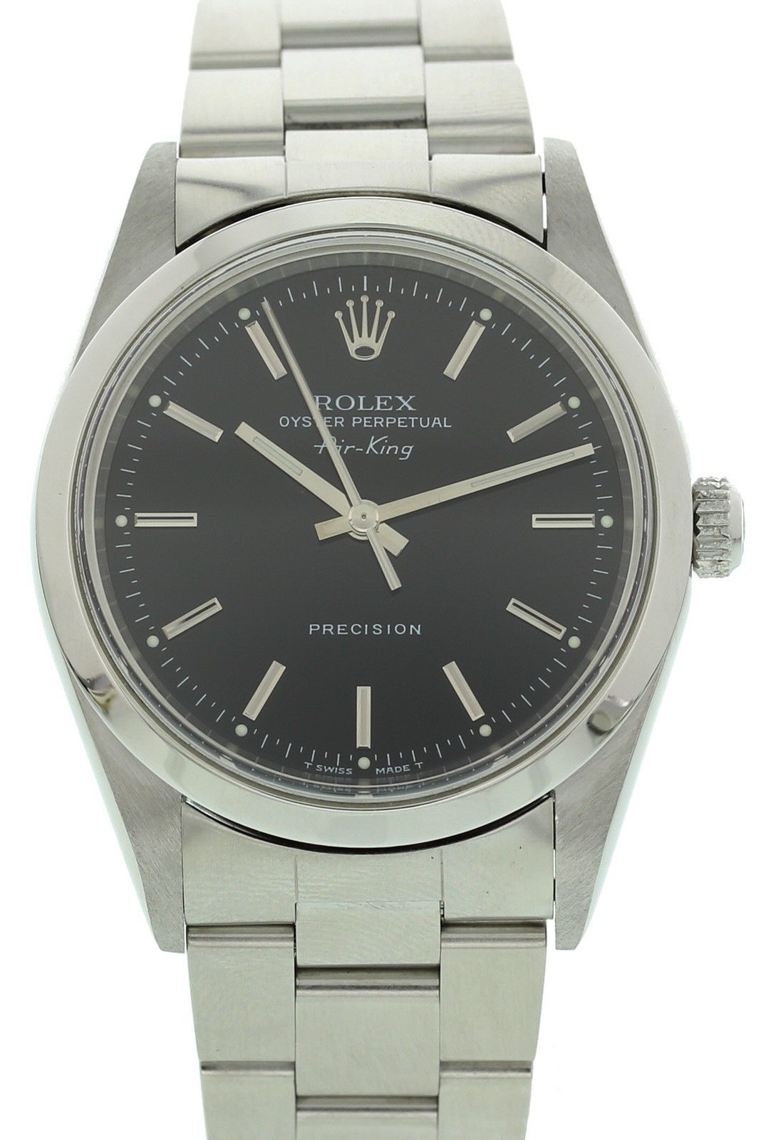 """""""""""Rolex Oyster Perpetual Air-King Precision 14000 Stainless Steel 34mm"""""""""""" 1144113"""