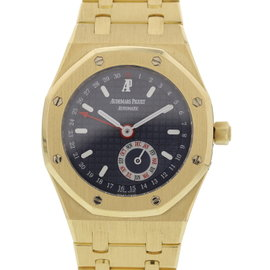 Audemars Piguet Royal Oak 25920BA Quantieme Annuel 18K Yellow Gold Automatic 36mm Mens Watch