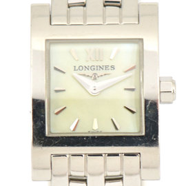Longines DolceVita L5.161.4 Stainless Steel Quartz 16mm Womens Watch