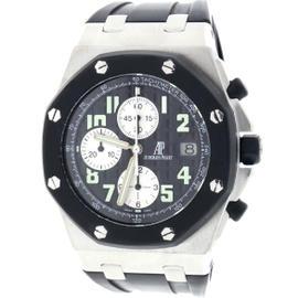 Audemars Piguet Royal Oak Offshore 25940SK.OO.D002CA.02.A Rubber-Clad Bezel Chronograph 42mm Watch